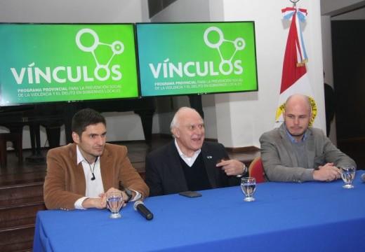 Se entregaron aportes por más de 17 millones de pesos del Programa Vínculos.