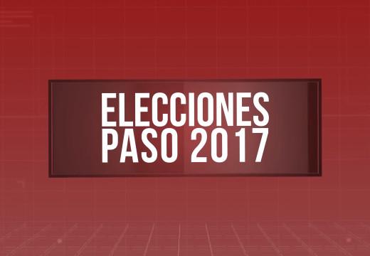 Programa Especial Elecciones 2017, por Cable Imagen Armstrong.