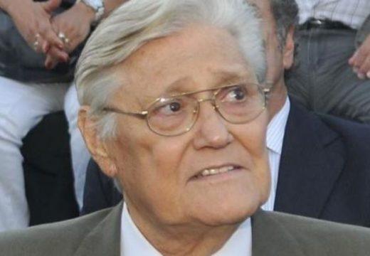 Murió Eduardo Angeloz, un histórico del radicalismo.