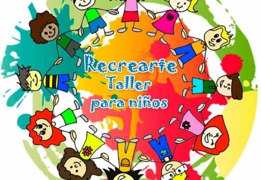 La Juventud Peronista festejó el Día del Niño con los chicos del taller RecreArte.