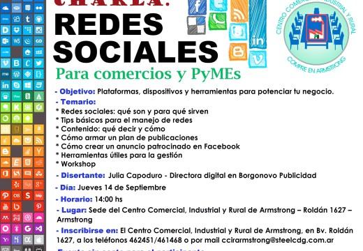 Redes Sociales para Comercios y Pymes