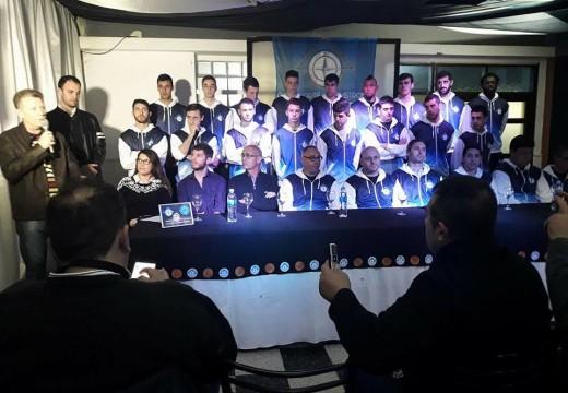 Se presentó en sociedad el plantel completo del Club Deportivo Norte.