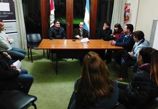 Rasetto entregó nuevos nuevos aportes a instituciones del Departamento Iriondo.