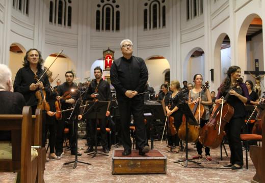 Orquesta Sinfónica de Rosario se presentará en nuestra localidad.