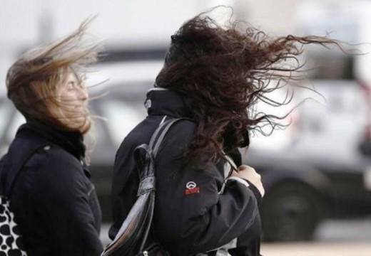 De la lluvia al viento: alerta por ráfagas en la región.