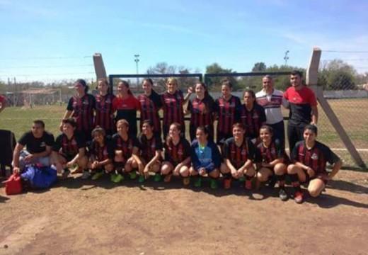 Futbol Femenino del Club Defensores. Campeonas otra vez!.
