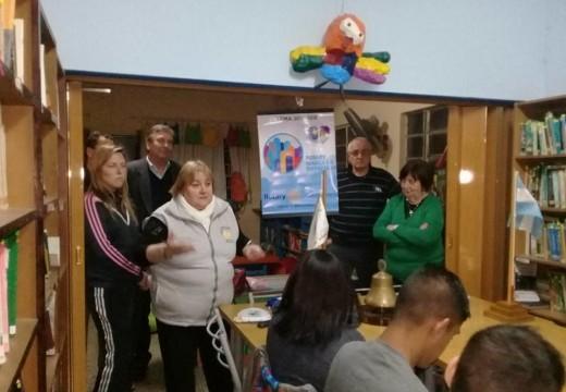 Rotary premió a maratonistas, entregó becas y recepcionó a intercambistas.