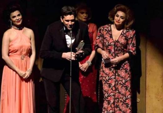 El escenógrafo rosarino Nicolás Boni fue laureado en Brasil.