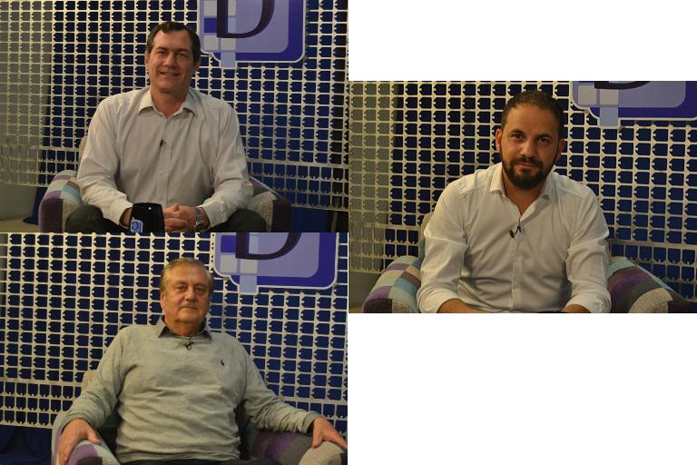 Este martes en DELIBERANDO, los candidatos a intendentes hablan del futuro.