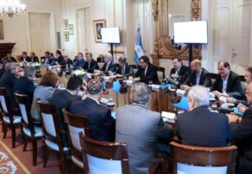 La reunión de Macri con gobernadores será el 2 de noviembre.
