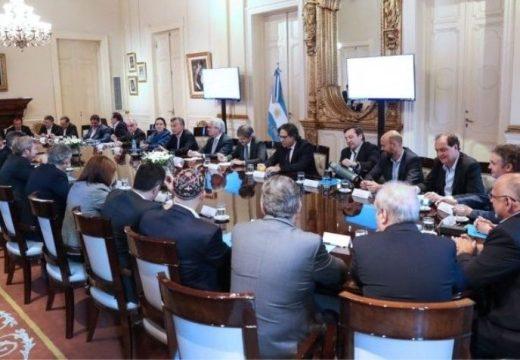 Macri presenta su plan de reformas y medidas económicas.
