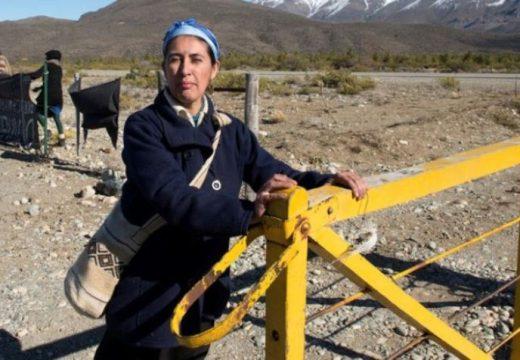 """Para la vocera mapuche, el cuerpo hallado en el río """"fue plantado""""."""