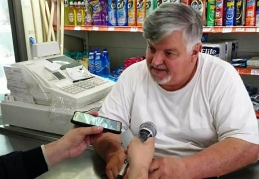 Las Parejas: se hizo pasar por personal del banco y les robó dólares.