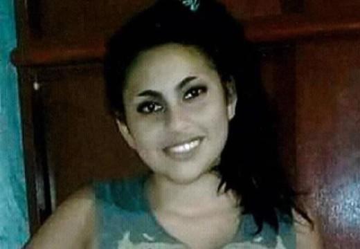 Se solicita información sobre el paradero de Daniela Soledad Pogonza.
