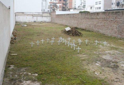 Rosario. Es ley la expropiación del predio de Salta 2141: habrá un memorial y centro cultural.