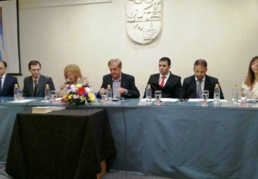 Armstrong. Juraron los nuevos concejales elegidos en octubre.