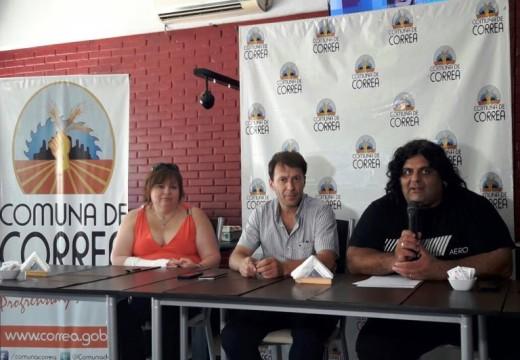 Correa: Se presentó la sexta edición del Latinoamericano.