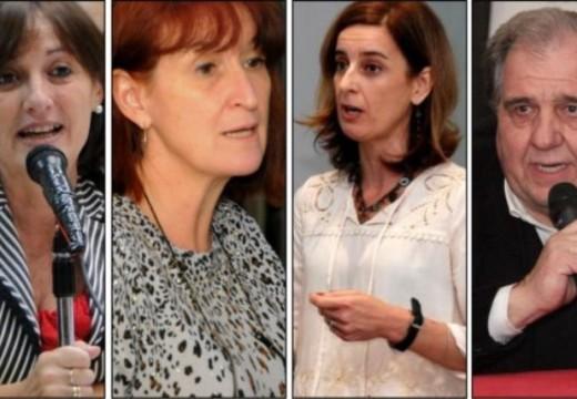 Lifschitz presentó los cambios en su gabinete, que sumará a tres mujeres.