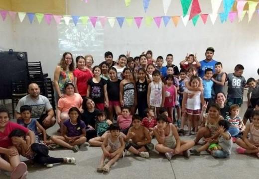 La Juventud Peronista concluyó con las actividades del Taller RecreArte.