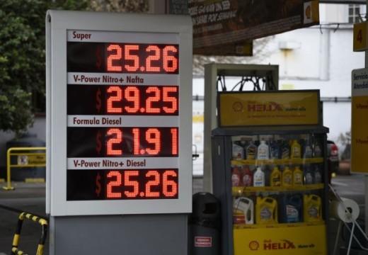 Ya rige un aumento de hasta el 6 % en las naftas.