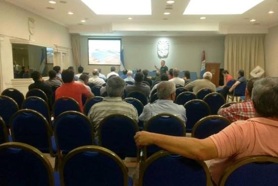 Armstrong. Jornada de charlas sobre Redes Inteligentes y Generacion Distribuida.