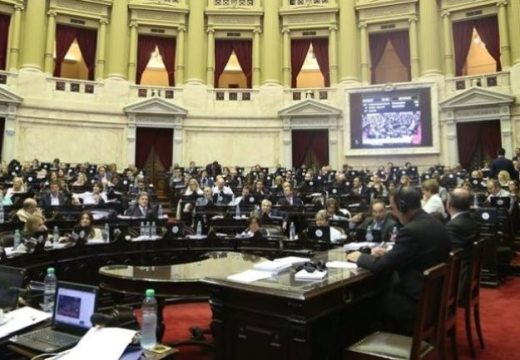 Diputados aprobó la reforma jubilatoria.