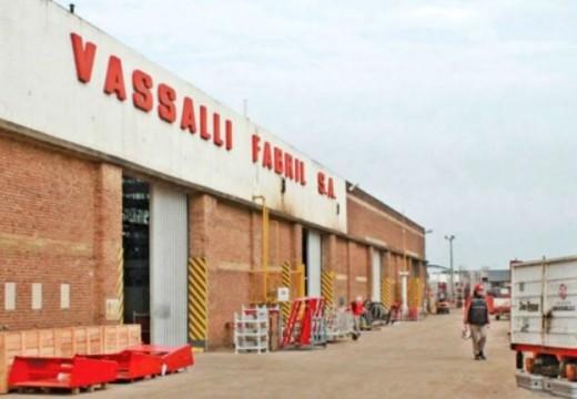 La UOM, alerta frente al probable despido de más de cien empleados de Vassalli.