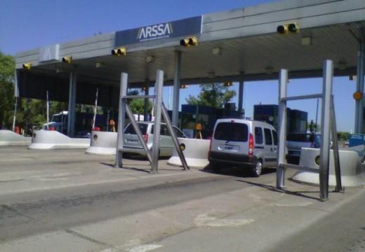Incremento del 75% en la tarifa de peaje en la autopista Rosario – Santa Fe.