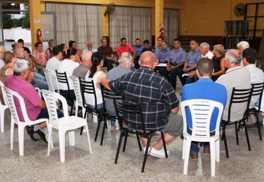 Desde el Consejo de Seguridad Ciudadana Cañada reclama Justicia.