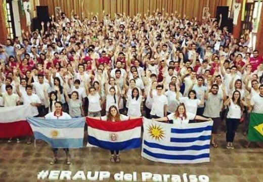 Encuentro Rotaractiano Argentino, Uruguayo y Paraguayo, ERAUP 2018.