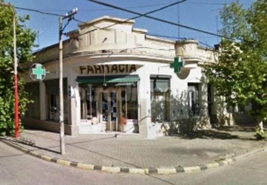 Cañada de Gómez. Un hombre manoseó a una mujer en el interior de una farmacia.