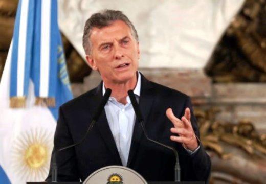 Macri anunciará un «ajuste en las estructuras del Estado».