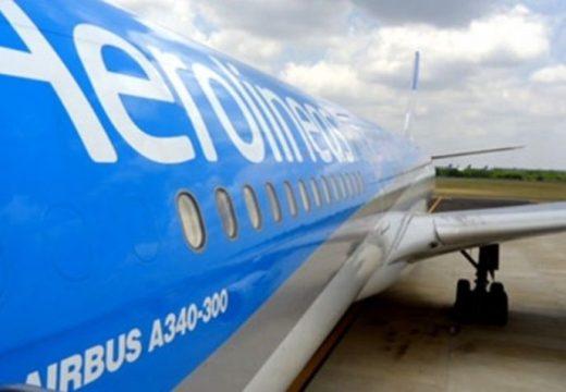 Aerolíneas Argentinas sumará una nueva frecuencia entre Buenos Aires y Rosario.