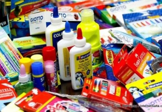 Sindicato de Empleados de Comercio abrió la inscripcion de útiles escolares.