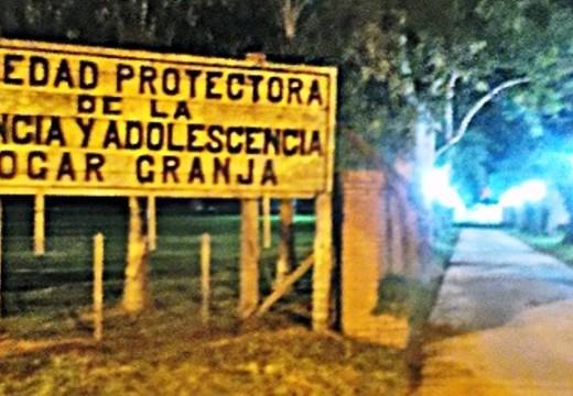 Desaparecieron tres chicos de un hogar de infancia de Carcarañá.