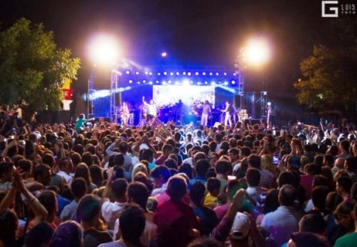 Tortugas. La fiesta popular que desbordó un pueblo.