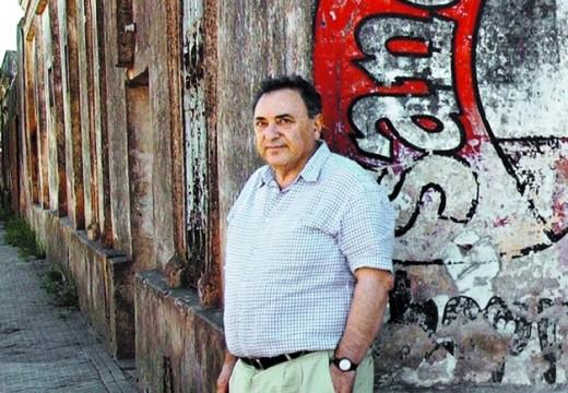 Merecido homenaje a Juan Jose Saer.
