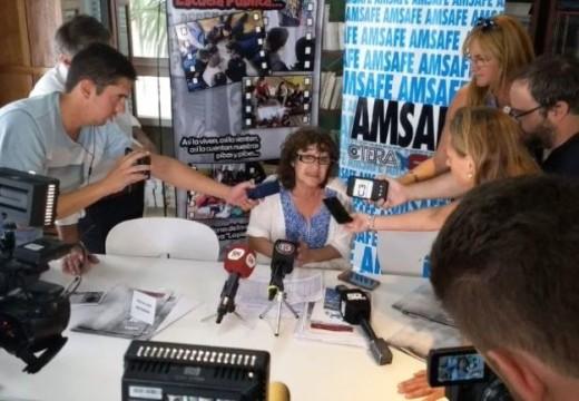AMSAFe rechazó por amplia mayoría la propuesta salarial del gobierno.