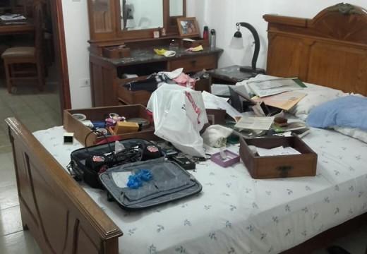 Armstrong: Robaron en la casa de reconocido periodista local.