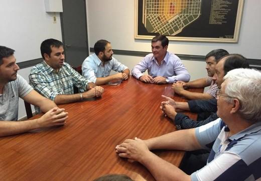 El intendente Meyer, junto a referentes regionales participaron de la reunión de la mesa departamental de Cambiemos.