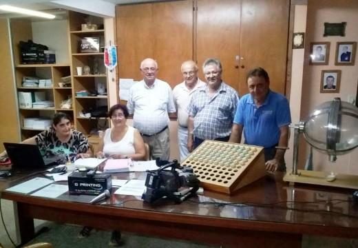 Ganadores del Sorteo de la Tómbola organizada por la Asociación de Bomberos.