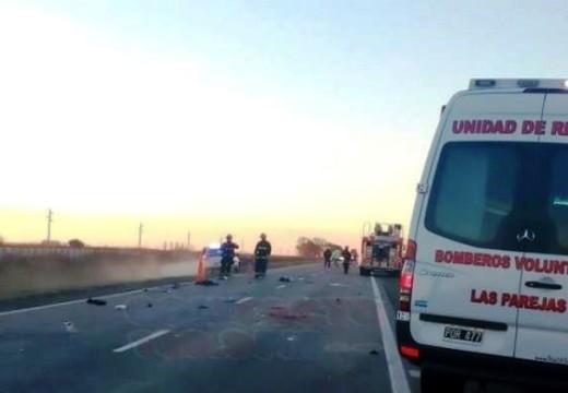 Accidente Fatal en la Ruta Nacional N°178.