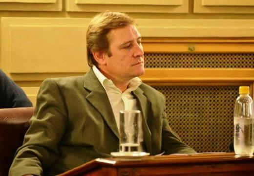 Cornaglia pidió a la Provincia que gestione la presencia de Gendarmería Nacional en el departamento Belgrano.