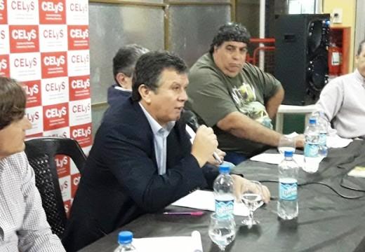 Miguel Solís: «Los trabajadores no son el problema del país».
