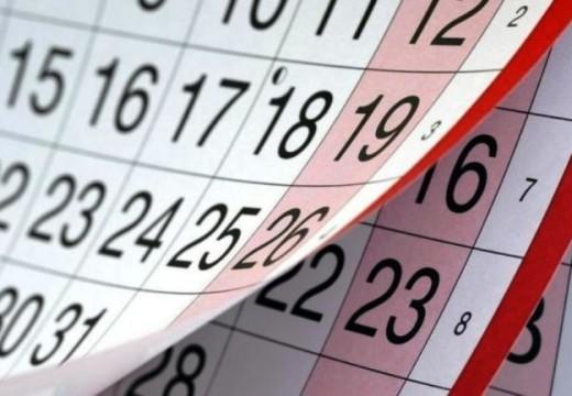 Cuándo es el próximo fin de semana largo?.