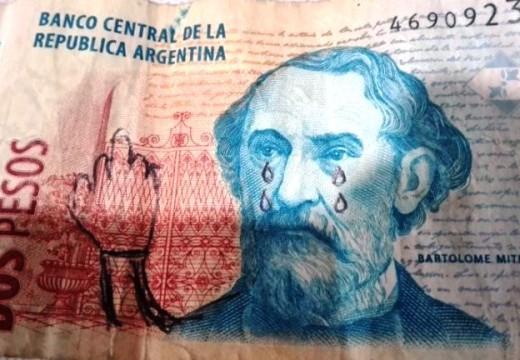 Adiós para siempre: los billetes de 2 pesos salieron de circulación.