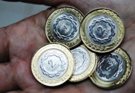 Malestar de comerciantes del interior por falta de monedas.