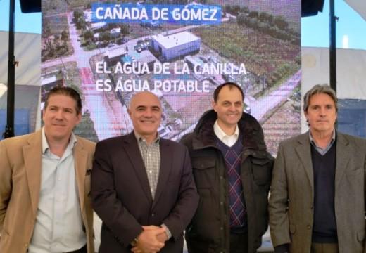 """Cañada de Gómez. Rasetto: """"aca hay calidad de vida y planificación"""""""