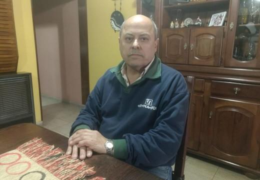 """Rubén Aniceto: """"Este tema se resolverá de manera legal""""."""