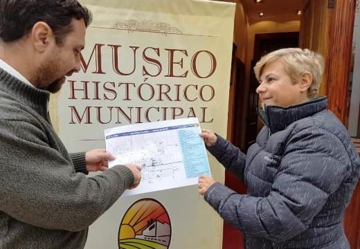 La intendente Clérici presentó el City Tour Histórico Municipal.